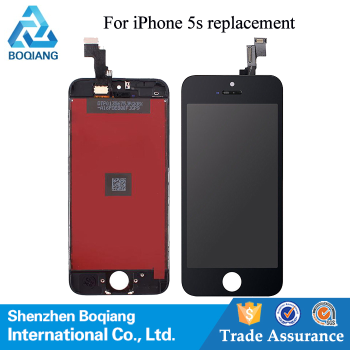 Excellent Manufacturer smartphone accessory logic board cell phone screen transparent lcd display for apple iphone 5s