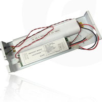 120W High Bay Light Emergency Pack Lighting Module With Rechargeable Batteries