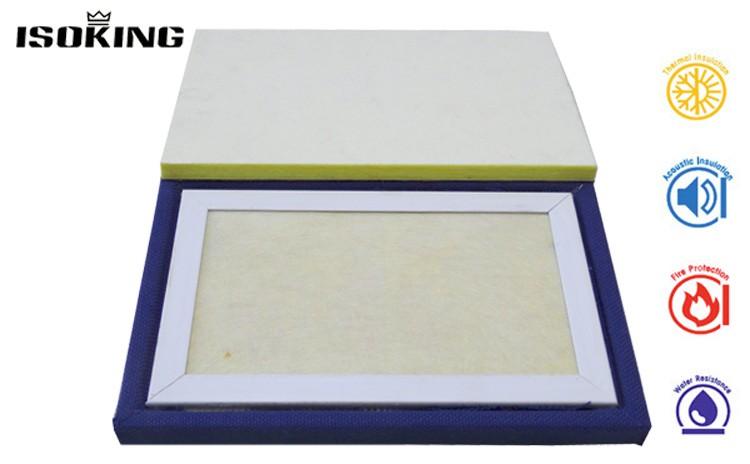 Fiberglass Absorption Panel : Fiberglass wakk acoustic panels covered fabric buy