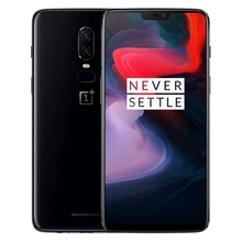 New released dropshipping OnePlus 6 Smartphone 4GB rom 64GB ram 6.28 inch 2.5D H2OS 5 Android 8.1 Oreo OnePlus 6 4G Mobile Phone