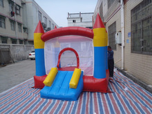 NEW Commercial Inflatable Bouncy Castle With Water Slide Pool, Jumping Castles Inflatable Water Slide