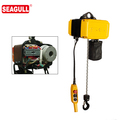 SG type single phase 1 ton CE electric chain hoist for construction use