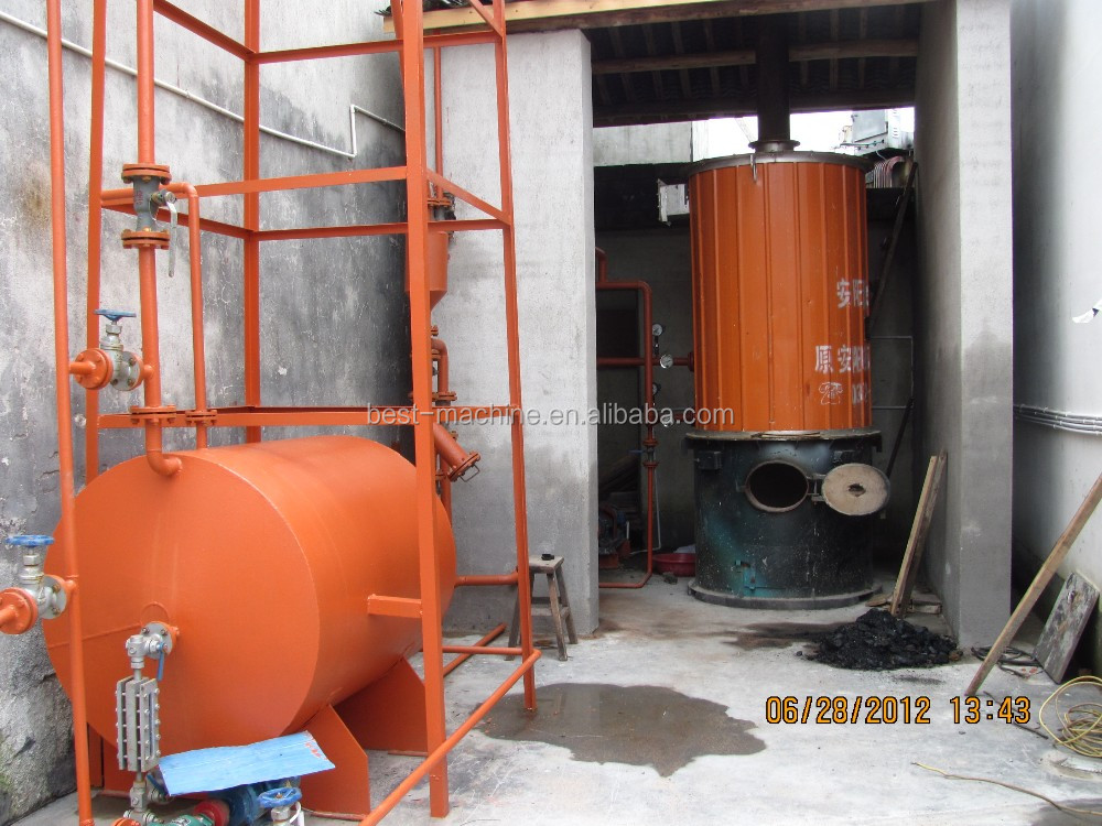 factory price 1-5TPD cooking oil degumming oil refining machine