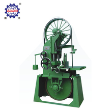High Precision Energy-efficient Vertical Band Saw Machine For Cutting Tree Trunk
