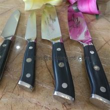 ultrasonic carbon steel stay sharp kitchen knives