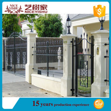 new design of modern main gate designs,boundary wall gates,backyard iron gate
