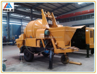 static concrete pump and concrete mixer small with high quality JBHBTS30-13-37S