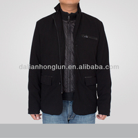 Autumn Casual man hooded Jacket