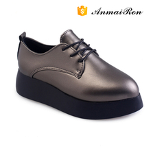 Comfortable Hot Sell Casual Shoe Sneaker Shoe Genuine Leather Shoes For Women