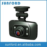 1080p Full hd car black box for trucks with gps and g-sensor manufacturer