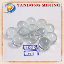 transparent glass marbles,clear white marble