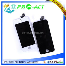good quality lcd display for iPhone 5 lcd screen Original AAA + free tools