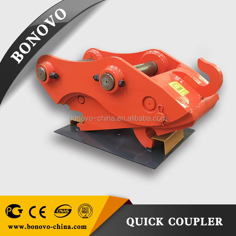 Hydraulic quick hitch EW100 /quick coupler for Excavator have various models