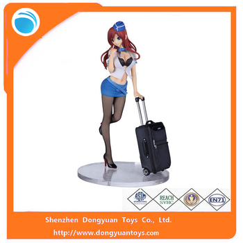 Custom Anime Toy Video Japan Sexy Girl Action Figure