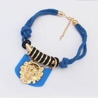 101446 replica jewelry wholesale chunky statement necklace in china