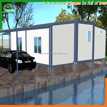 Low Cost Guest expandable house for bungalow home