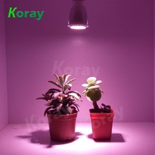 K4 full spectrum LED grow light greenhouse 5w chip LED grow light