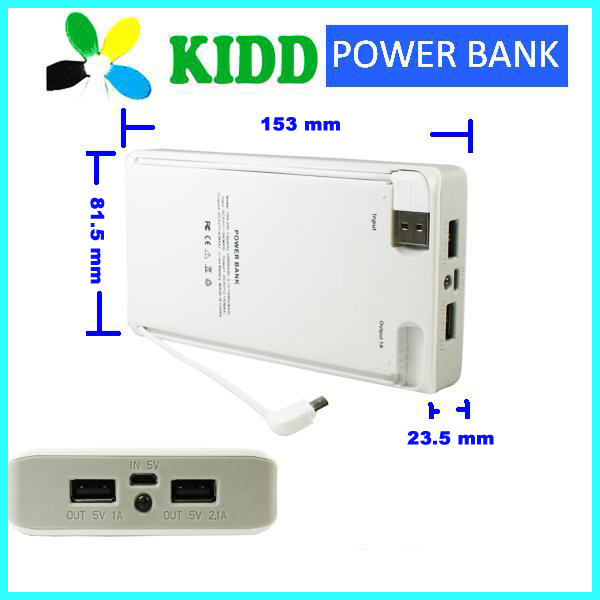 Mobile Charger Distributors Wanted,Solar Power Bank,High Quality Power Bank 20000 mah