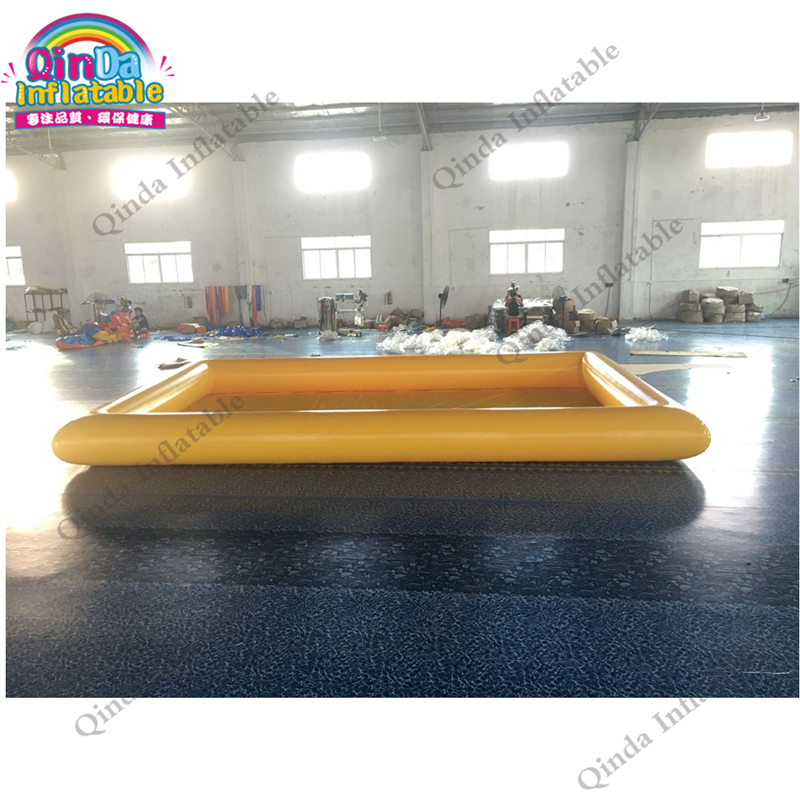 above ground inflatable swimming pool21