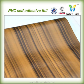 PVC self adhesive sticker for furniture