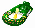 2016 new fashion pvc paddle boat/pedal boat/pedalo