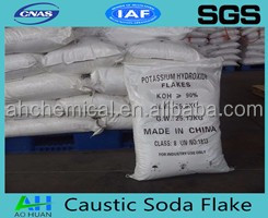 the price of high quality caustic soda flakes 99%