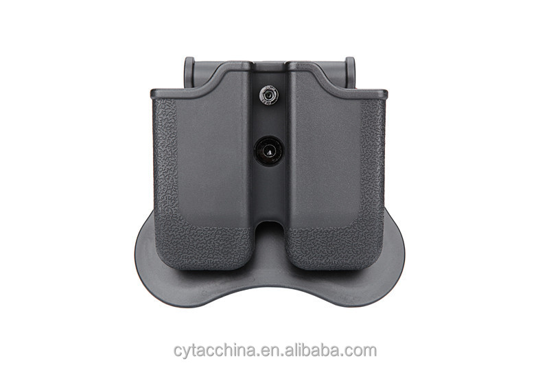L Crazy selling factory price colt m1911 Magazine pouch with belt clip tactical Holster