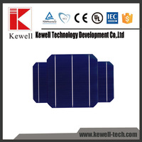 156mm Monocrystalline silicon solar cell for sale