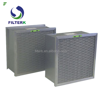 FILTERK Replacement DuraCel RM60 High Efficiency Barrier Filter For Rotating Machinery