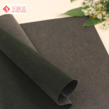 China manufacturer high quality flock fabric for sofa/home textile