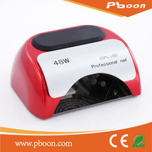 48W LED UV Nail Lamp With Automatic Induction Switch