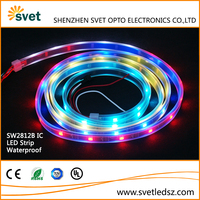 Individually Addressable LED Strip WS2812 5050 LED Tree Lights for Christmas