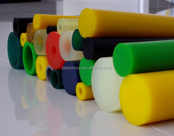 Stock and Custom Durable Polyurethane Elastomer Rod