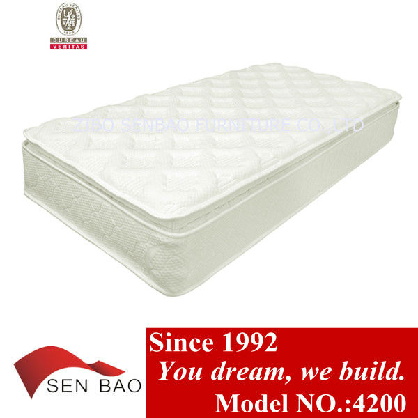 Best coconut palm continuous spring mattress with waterproof mattress protector fabric - Jozy Mattress | Jozy.net
