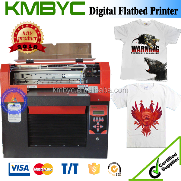 A3 Cheap T-shirt Print Machine