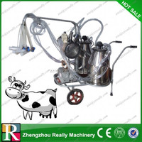 008637153706735 gasoline and electric removable goat milking machine