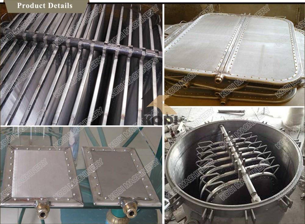 Kodi High Efficiency Vertical Pressure Leaf Filter Buy