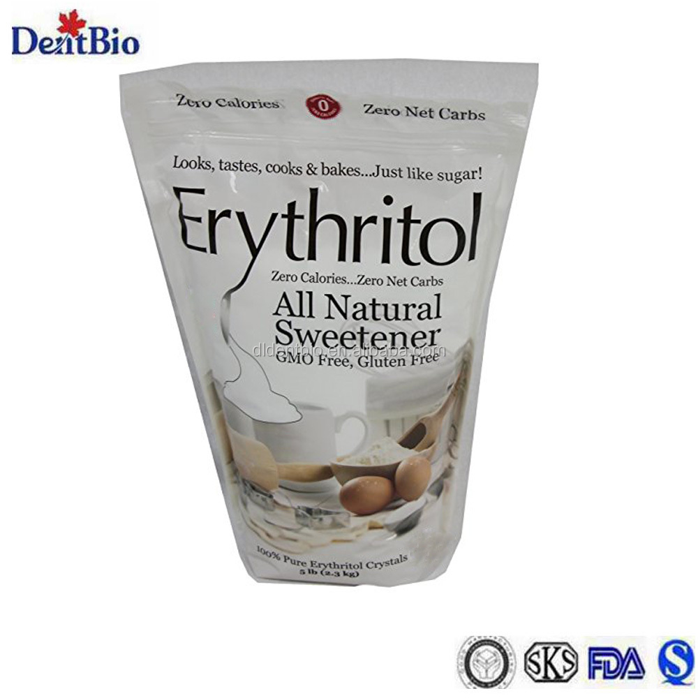 zero calories natural pure erythritol for sugar controlled