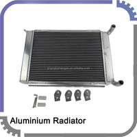 HIGH quality for POLARIS RZR 900 XP 42mm thickness ATV radiator