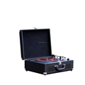 top load CD USB SD MP3 bluetooth's turntable vinyl record player