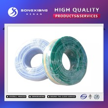 Flexible soft green pvc water hose/garden pipe