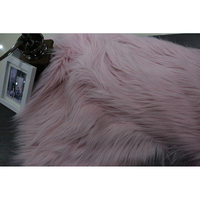 Professional Long Pattern Women Faux Fur