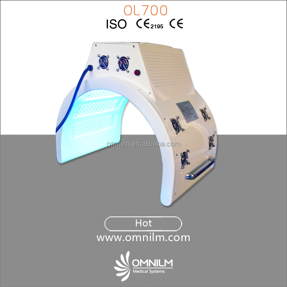 Led home skin care machine pdt led skin beauty device /portable designed for beauty salon