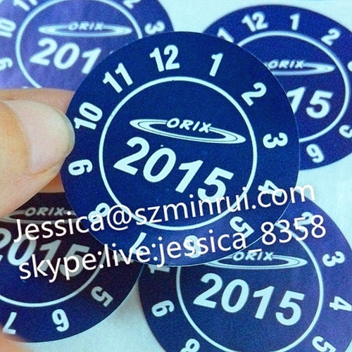 Best Selling Fragile Paper Security Seal Sticker,Custom Warranty Sticker For Computer Repair Use With 12 Months