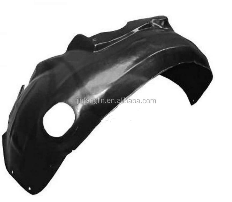 car body parts auto accessory car spare part front fender inner lining for Audi A6 2006-2009