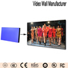 46 Inch, 55 Inch Ultra Frameless LED wall 3x3 video wall controller