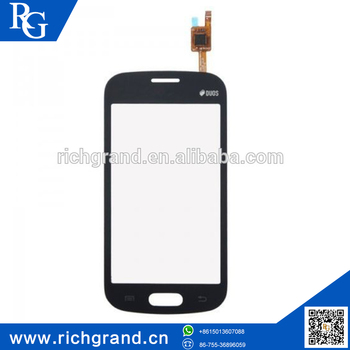 Original front touch screen digitizer glass for Samsung galaxy Trend Lite S7390 S7392