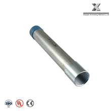 professional manufacturer corrugated steel metal electrical cable conduits