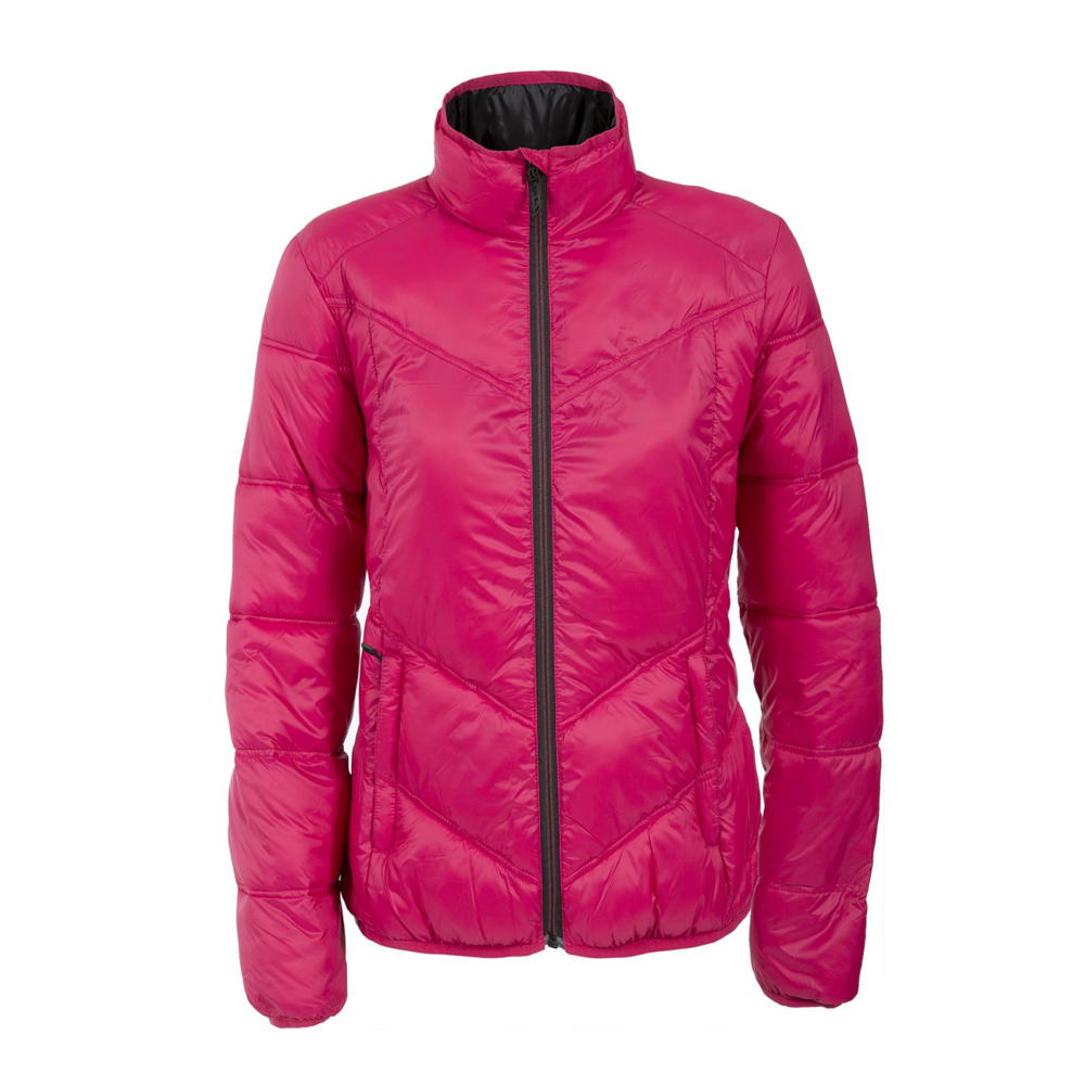 Women winter horse riding puffer padding jacket for equestrian