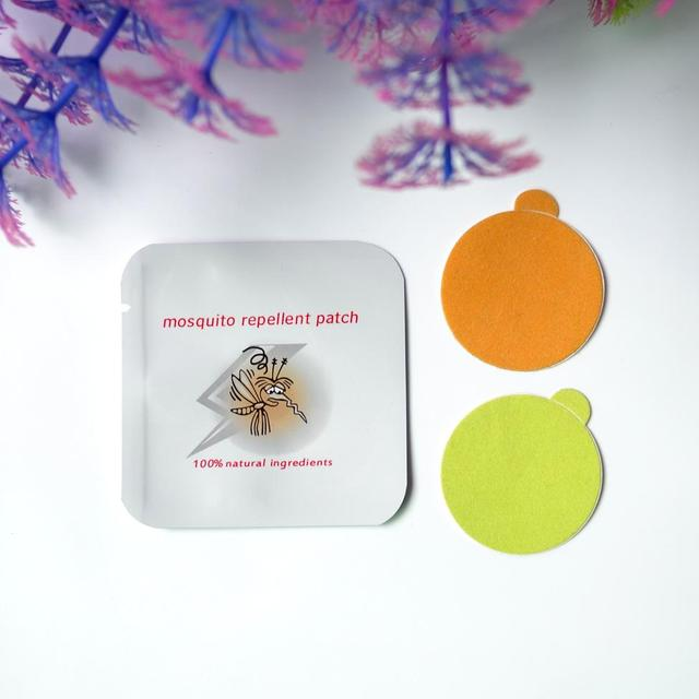 Hot sale many kinds of health mosquito repellent stickers for baby